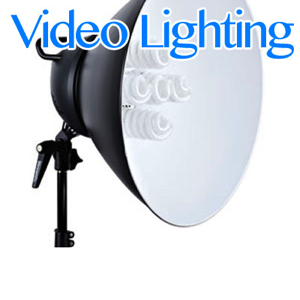 Video Light Hire